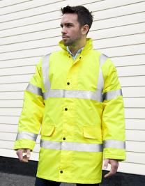 High Vis Motorway Coat