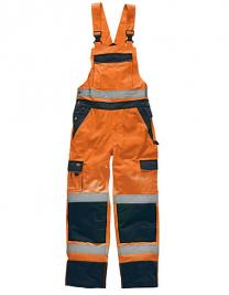Industry Hi-Vis Bib and Brace EN20471